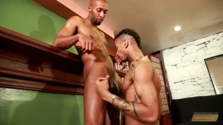 Ramsees & Jin Powers at next door ebony