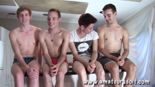 4way Carter Hunter Jason Nic Pt2