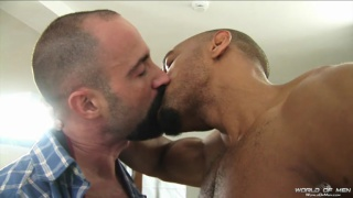 Butch Grand and Carioca at world of men