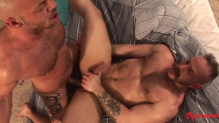 Samuel Colt bottoms for hung Bruno Fox