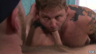 fucking myself with Colby Jansen and Deviant Otter