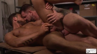 logan moore bottoms for rocco steele
