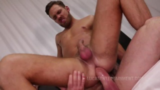 rocco steele bare fucks logan moore