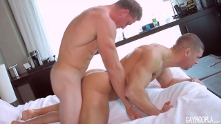 Sean Costin and Derek Jones FUCK