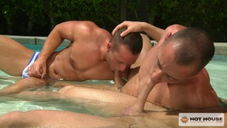 Luke Adams, Jake Wilder & Donnie Dean