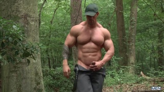 fucking a boy scout in the woods