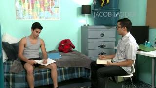 teaching my tutor with Mike Chambers & Jacob Ladder