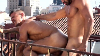bulgarian and argentinian bodybuilders fuck