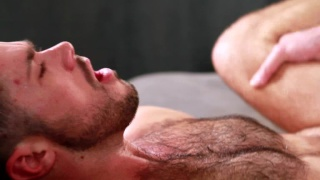 the apartment with Jarec Wentworth fucking Mike De Marko
