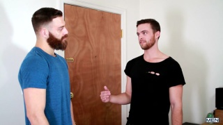 the apartment with Brandon Moore and Tommy Defendi