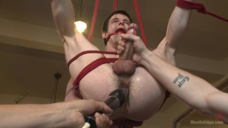 southern stud's dick is almost too big to swallow