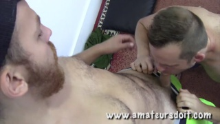 Video ansehen Benny and Clay Power Bottom Satisfies Part 2