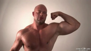 bald beefcake Jack Union