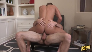 Oliver and Porter fuck at sean cody