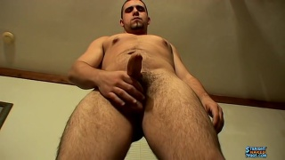 Diesel Straight Masculine and Horny