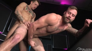 double kross with Chris Bines & Sebastian Kross