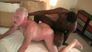 daddy named Animal gets a black dick