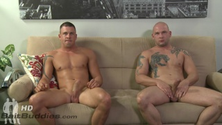 cock burn with Darin and Brayden Allen