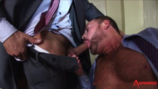 Hunks In Suits with matthew ford and daniel marvin