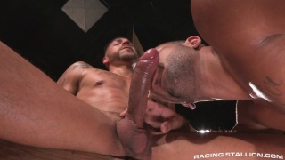 hot as fuck with FX Rios and Max Gianni