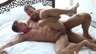 Brandon Jones & Darius Ferdynand Fuck each other