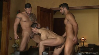 Bare To The Bone with Viktor Rom, Lucas Fox, John Rodriguez