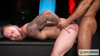 fire and ice with Chris Bines & Sean Zevran