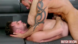 Abraham Montenegro loves Antonio Miracle's dick in his ass