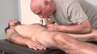 Mike Fox Massaged