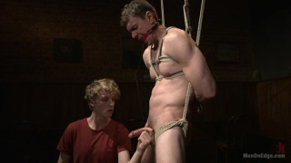 Brandon Blake gets edged by Branden Forrest