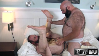 steve sommers gets plowed by big bear daddy