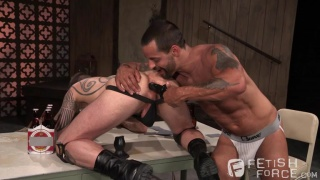 permission with David Benjamin & Logan McCree