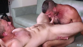 The Next Men Exclusive Part 1 with Landon Mycles and Jimmy Fanz
