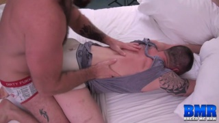 hairy hung top luke harrington drilling russ magnus