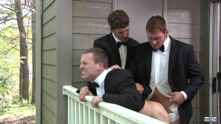 The Groomsmen 2 with Connor Maguire, Tommy Regan and JJ Knight