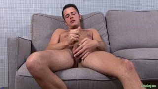 Logan James tugs in meat in first video