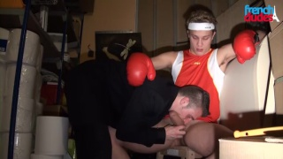 Boxing Day, French Style with Kameron Frost and Picwick