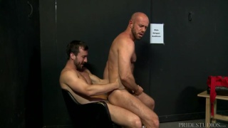 Striptease Audition with Matt Stevens and Mike Gaite