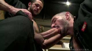 Screwing My Warehouse Buddy with Mike De Marko and Johnny Hazzard