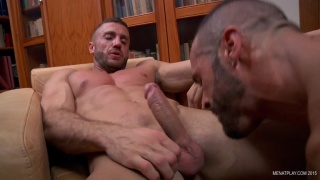 THE MALE BOND with DENIS VEGA and EMIR BOSCATTO