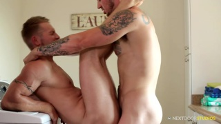 Laundry Room Hookup with Mark Long and Jake Karhoff