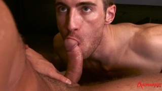 New Man Intiation with logan moore and kayden gray