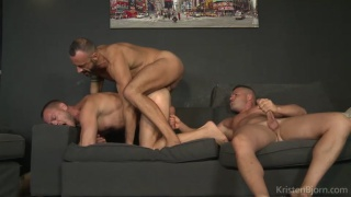 Meat Men - Ride Me with hans berlin