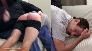 Chad's First Spanking