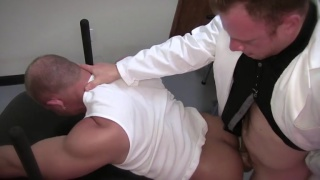 Doctor Dicks Patient with saxon west and daxton ryker