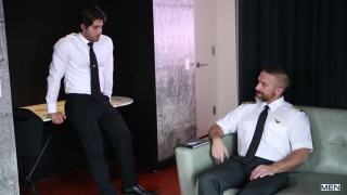 the pilot with Diego Sans and Dirk Caber