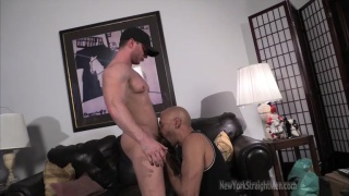 guarda il video: A Simple BJ with Dominic and Saul