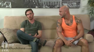 cock and roll with Brayden Allen and Zaq Wolf