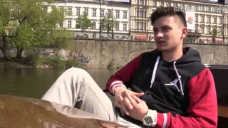18-year-old czech student earns some cash