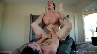 Step-Brother Punishment with Cameron Foster and Johnny Riley